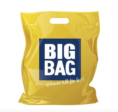 Plastic Patch Bag