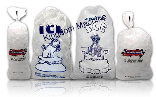 Plastic Ice Bag