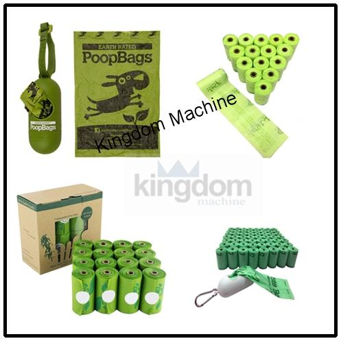 Biodegradable PLA trash bag
